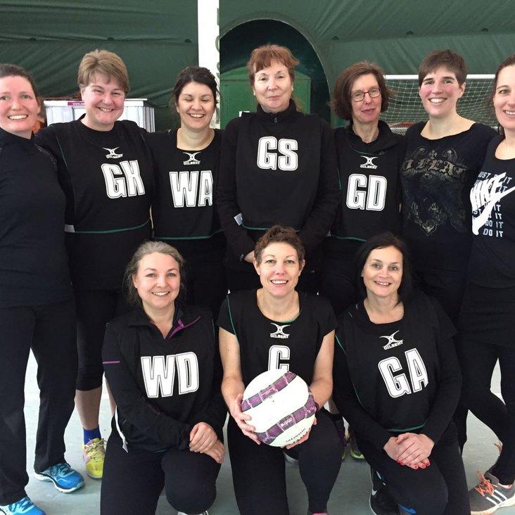 Back to netball Tournament<
