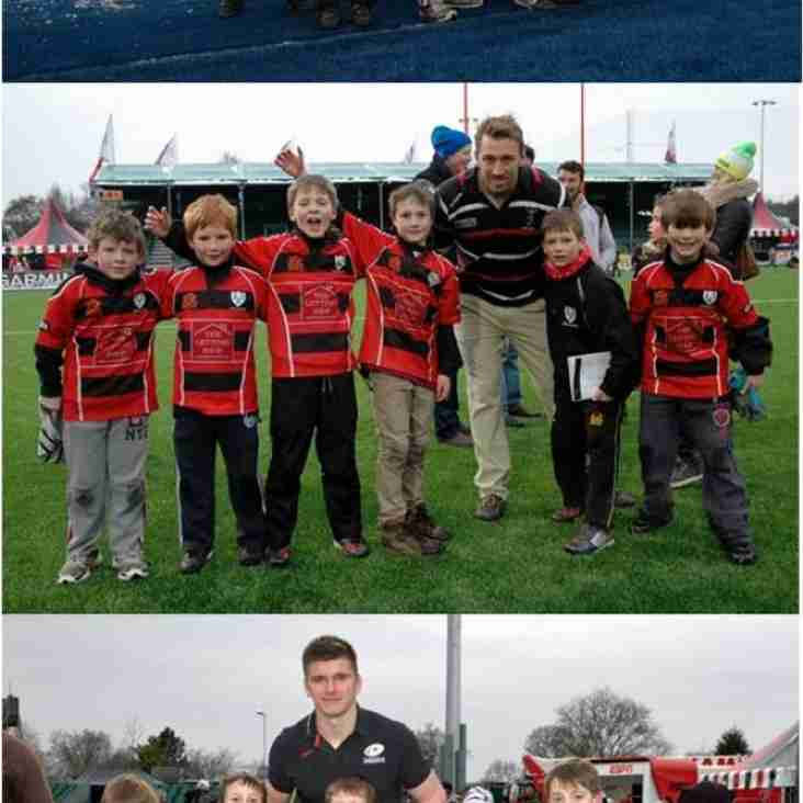 CRFC U9s 'Big Day Out'