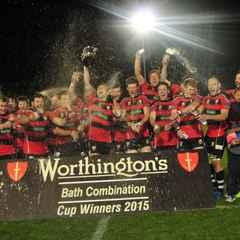 Get to The Rec on Thursday! - 1st XV v Bath University - Bath Combination Cup Final