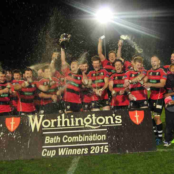 Get to The Rec on Thursday! - 1st XV v Bath University - Bath Combination Cup Final