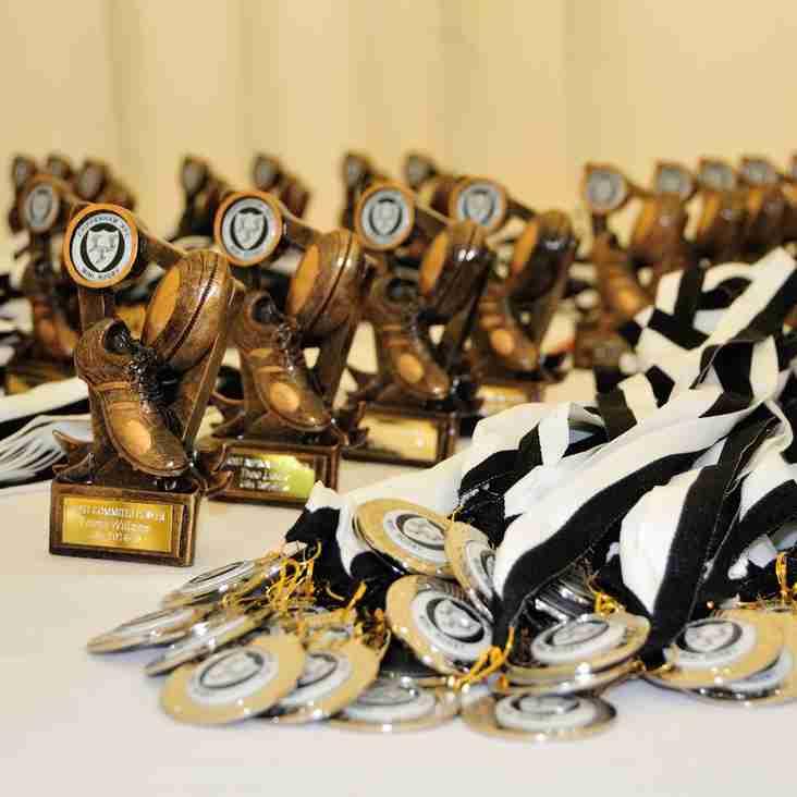 Mini-Section End of Season Awards