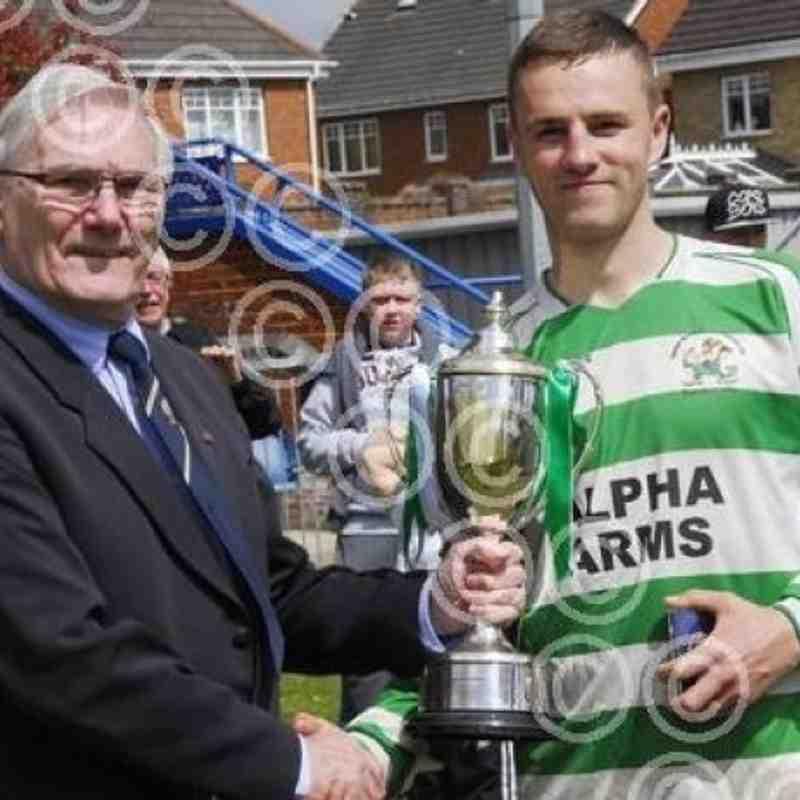 JOHN CHAMBERLAIN CUP WINNERS 2013
