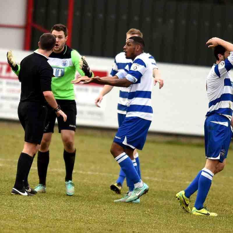 Brackley (A) - League - 07/02/2015