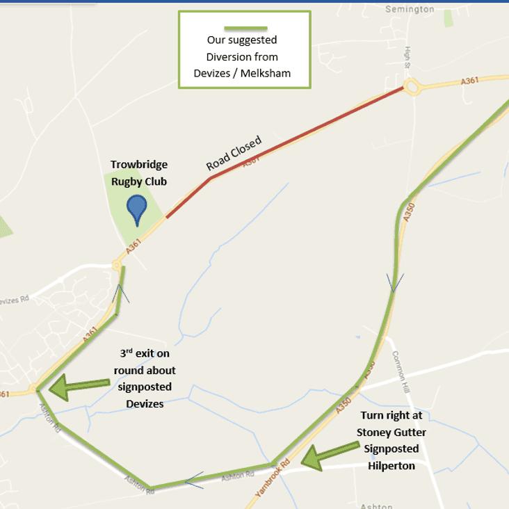 Road Closure Information