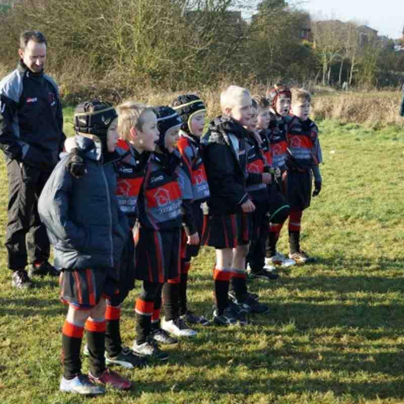 Daventry v Dunstablians RFC 2013