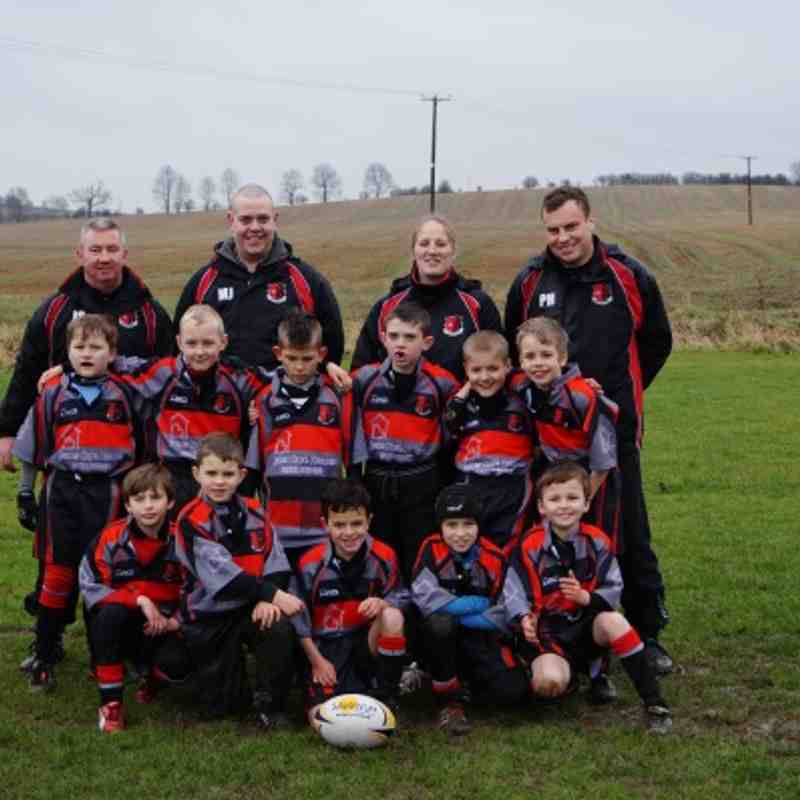 U9`s Team Photos