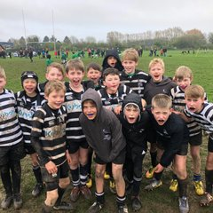 U11 2018 Tour Portsmouth