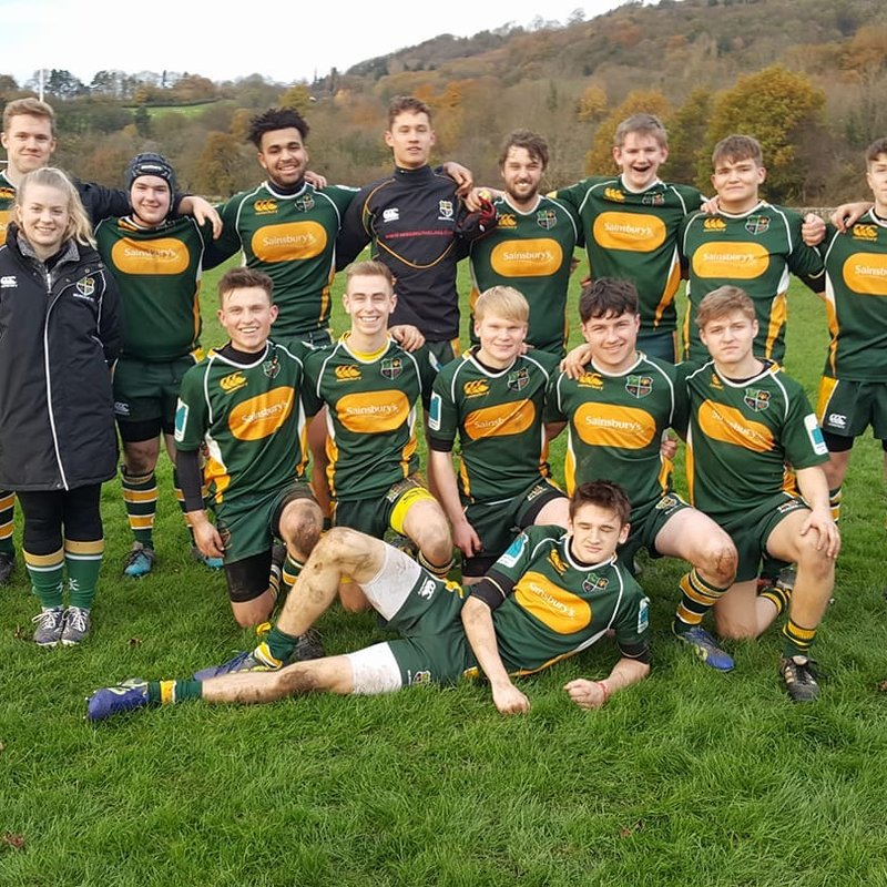 Melbourne RFC vs. Melton Mowbray
