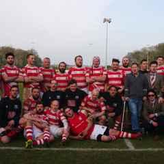 1st XV v Manor Park  - Warwickshire Cup Final