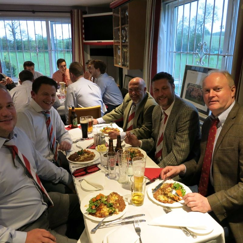53rd Annual Clubsman Dinner and Awards - Fri 12th May