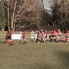 Old Dartfordians 21-0 Southwark Rebels