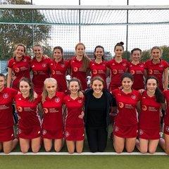 U16's Team Photo