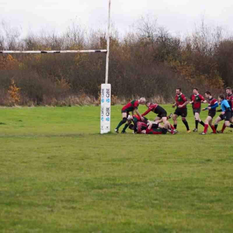 Essington RFC VS Bishops Castle 1st's
