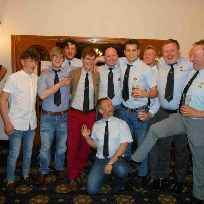Presentation Night 2915