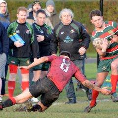 Dalkeith RFC v Linlithgow RFC 17-12-16