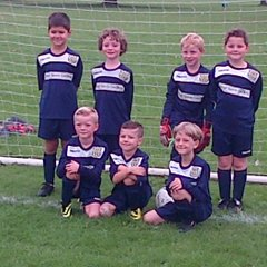 UNDER 8  NAZEING YOUTH   -  away   game in Wormley .