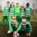 U8 Panthers lose to olney town colts FC Galaxy