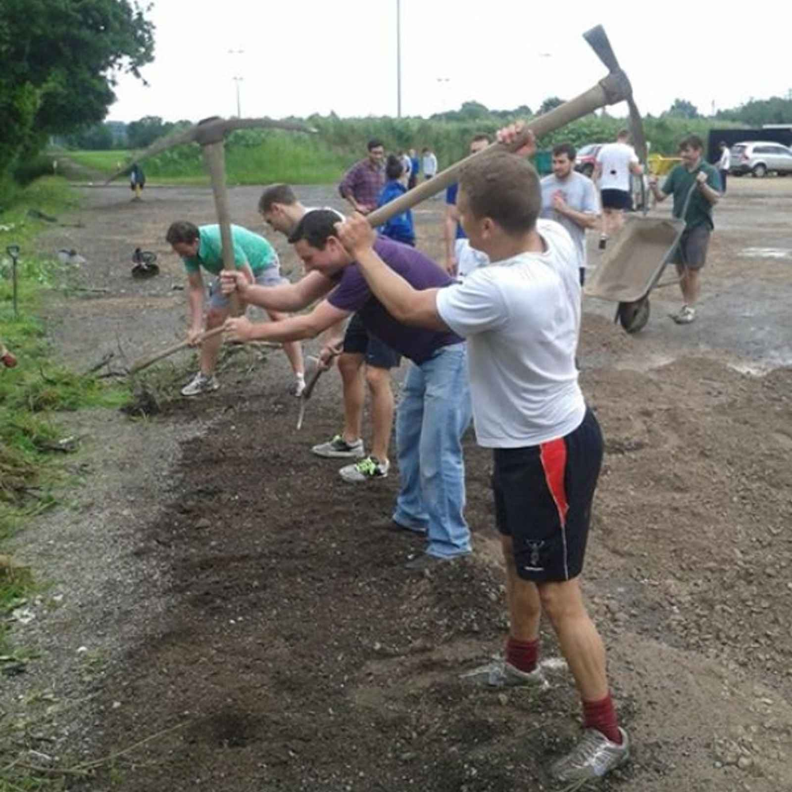 Nat West Ground Force Day - PLEASE HELP THE CLUB!