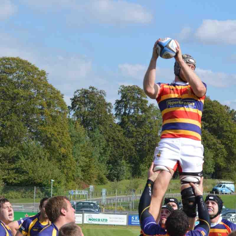 Basingstoke v King's 1XV - 26 September 2015