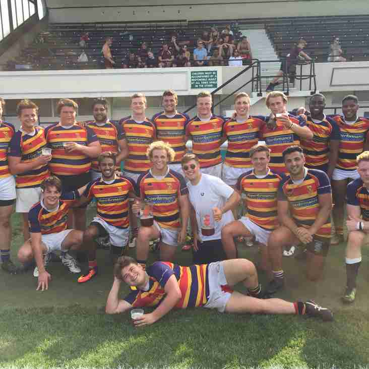 King's U21s win first match