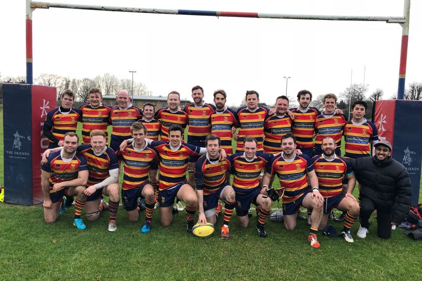 Mayfair Occasionals vs. KCS Old Boys 2nd XV