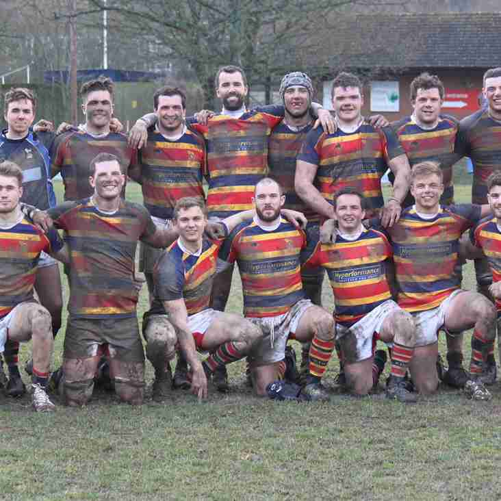 1XV at Winchester