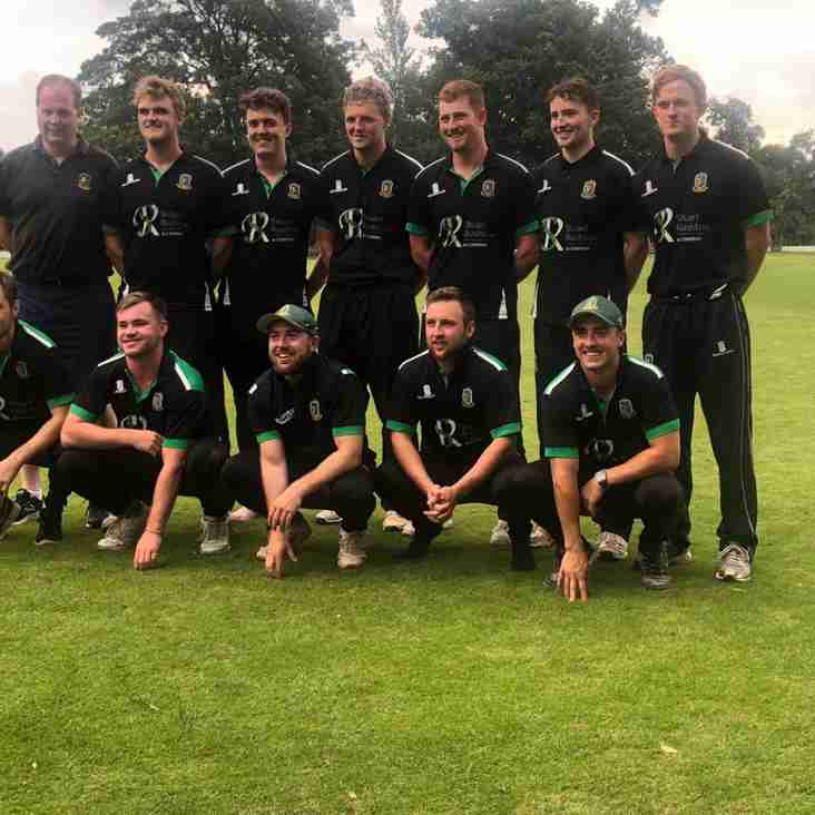 Toft win the ECB National Club T20 Area Final