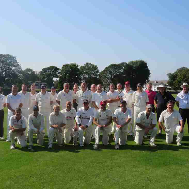 Cheadle Hulme crowned Over 40s champions