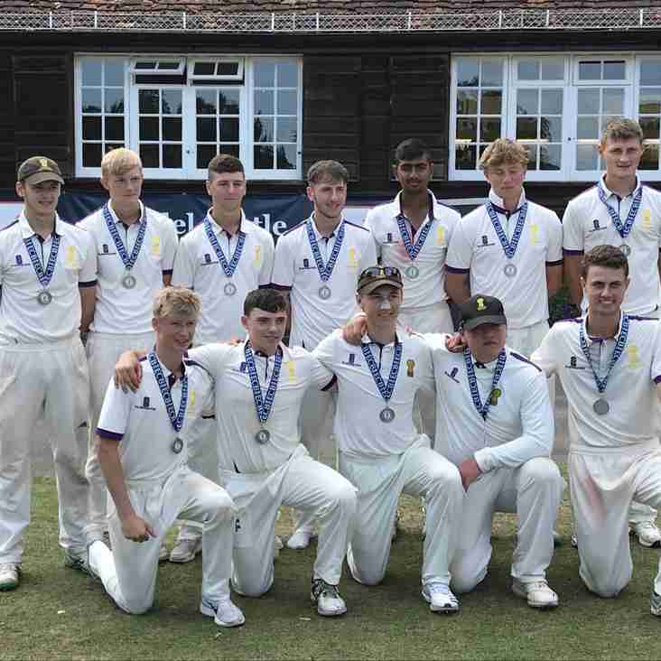 Cheshire U17s defeated in final by Surrey