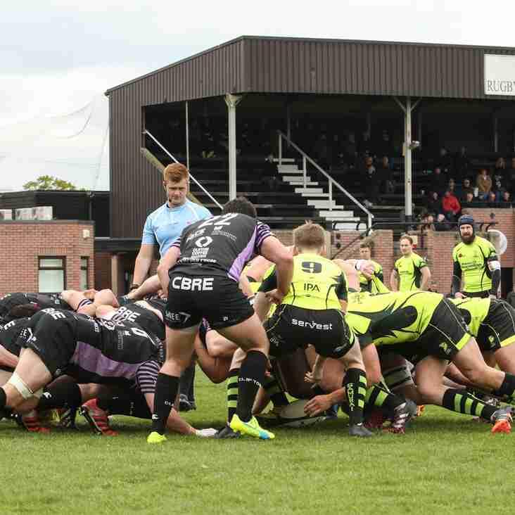 Match Report: Bury St Edmunds