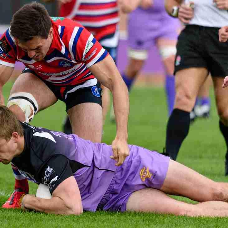 Match Report: Clifton Rugby 14 - 24 Tonbridge Juddians