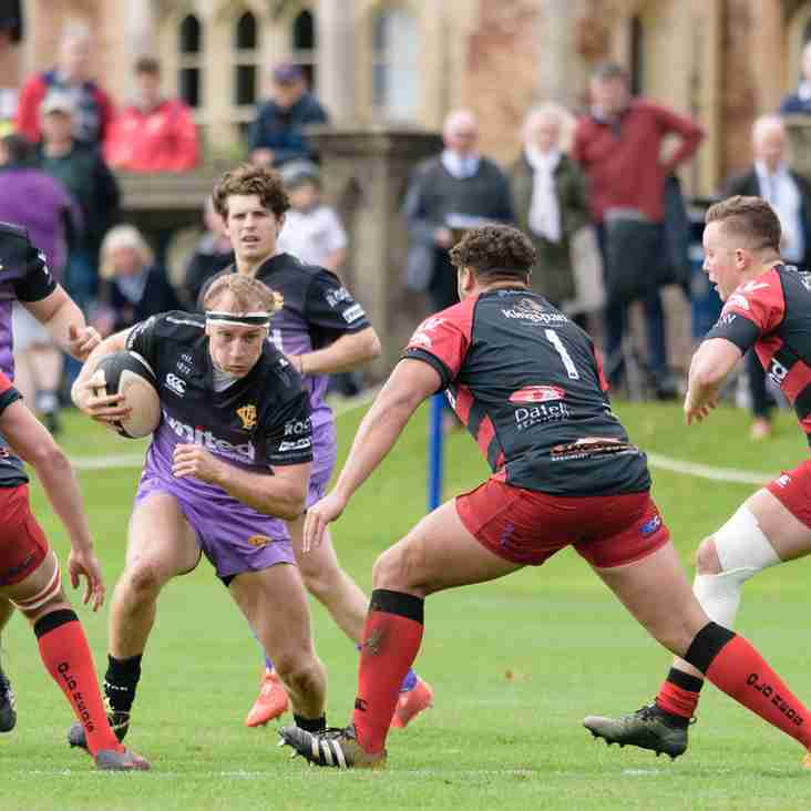 Clifton Rugby outpace local rivals in derby win