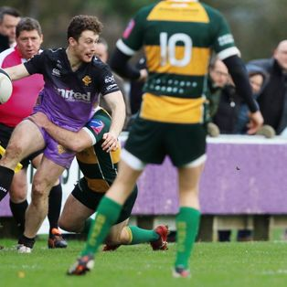 Clifton score six tries to complete victory.