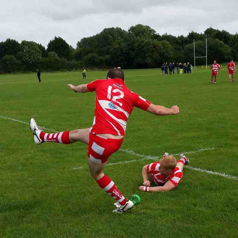 1st XV v Chipping Sodbury RFC - Sat 20 Aug 2016