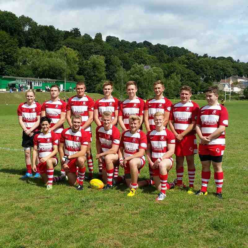 1st XV v Bath Combination 7s - Sat 13 Aug 2016