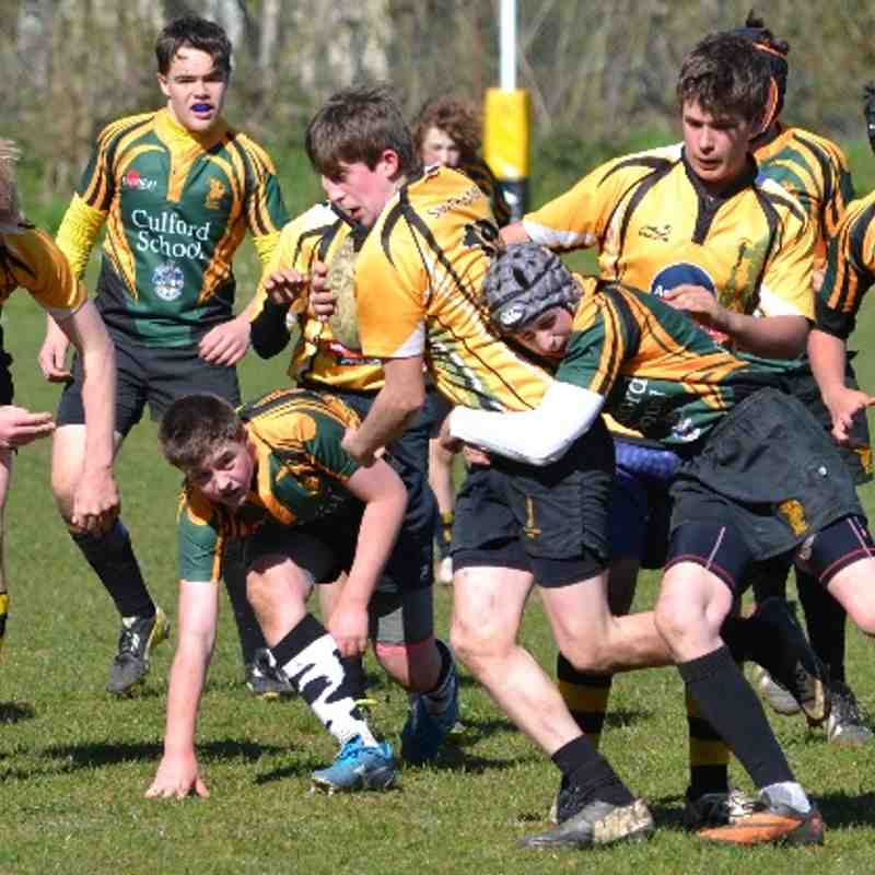 Swaffham U14s v Bury St Edmunds U14s