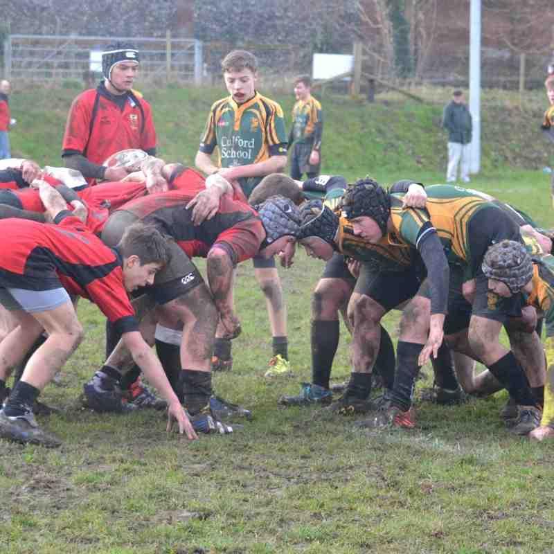 BSE U15 v Colchester U15 Suffolk Cup