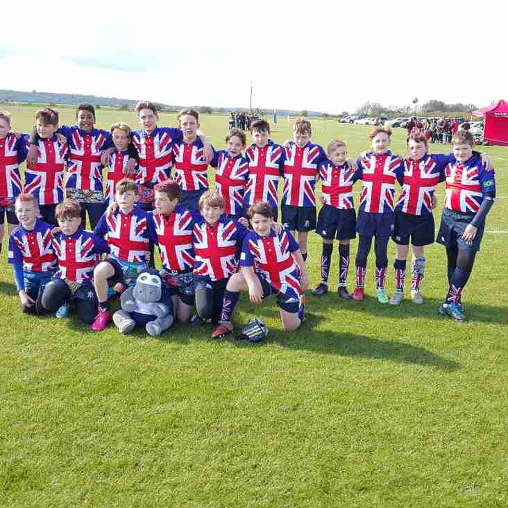 U12s Hawks Do It Again