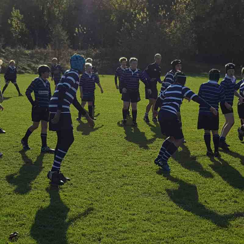 Hawks U13s vs OAs 05Nov2016