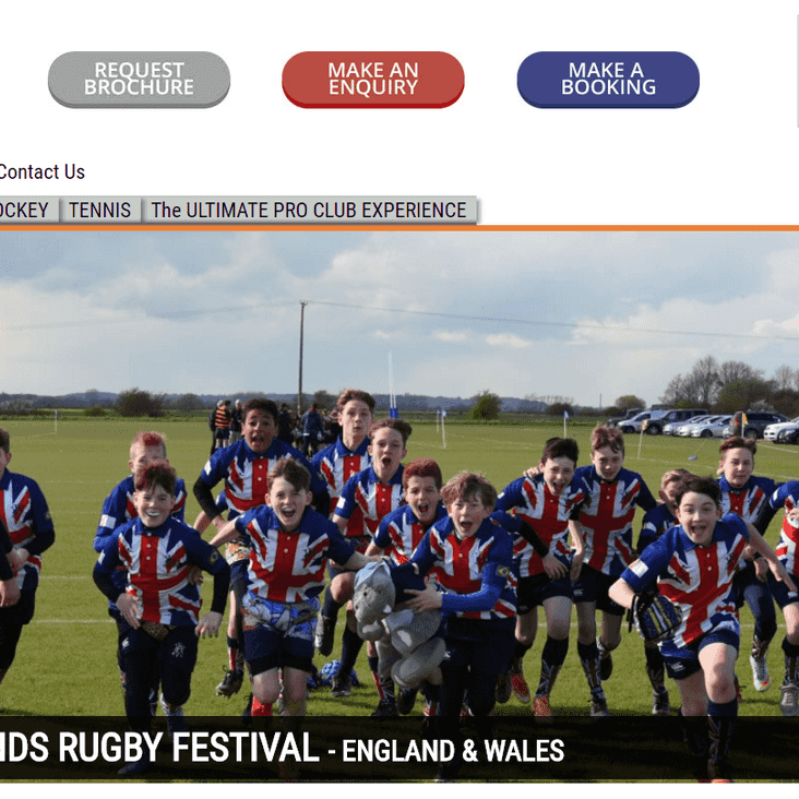 U13s HAWKS NOW FAMOUS ACROSS THE UK