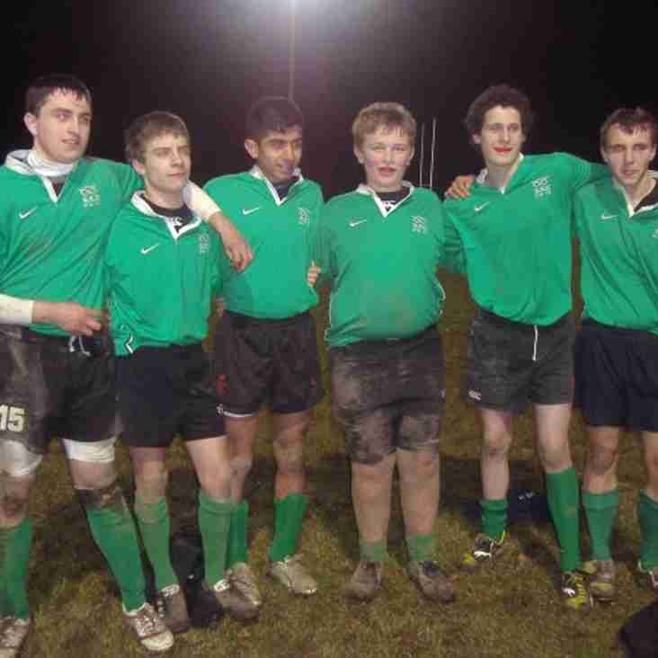 Staffordshire Under 15s v Greater Birmingham