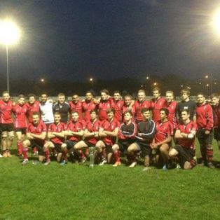 Walsall Colts Win Rowley Trophy - at Last
