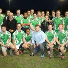 Sutton Coldfield win the Fred Rowley Cup