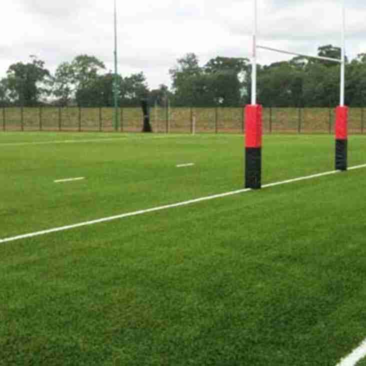 Artificial Grass Pitch - an update