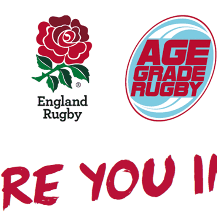 The RFU Age Grade Codes of Practice