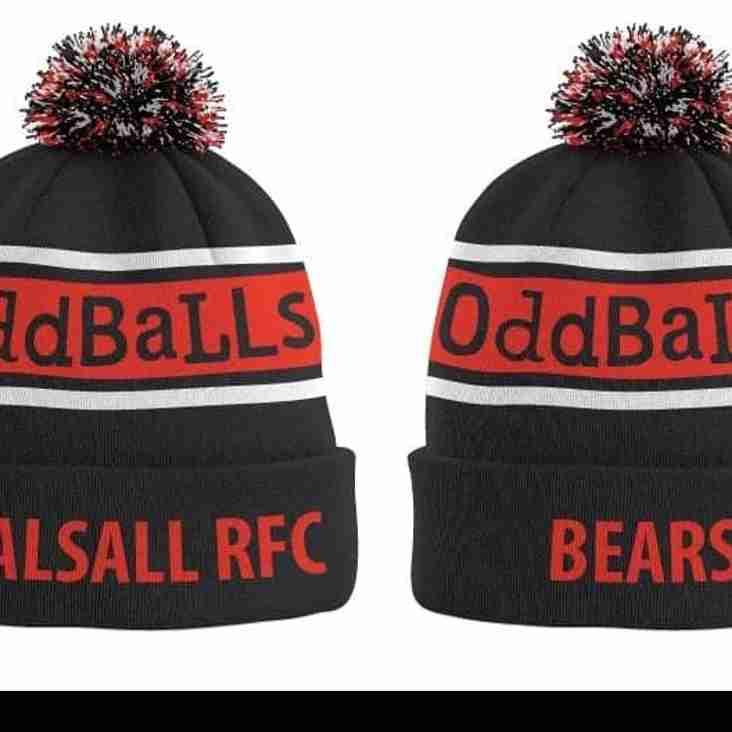 Oddballs Bobble Hats