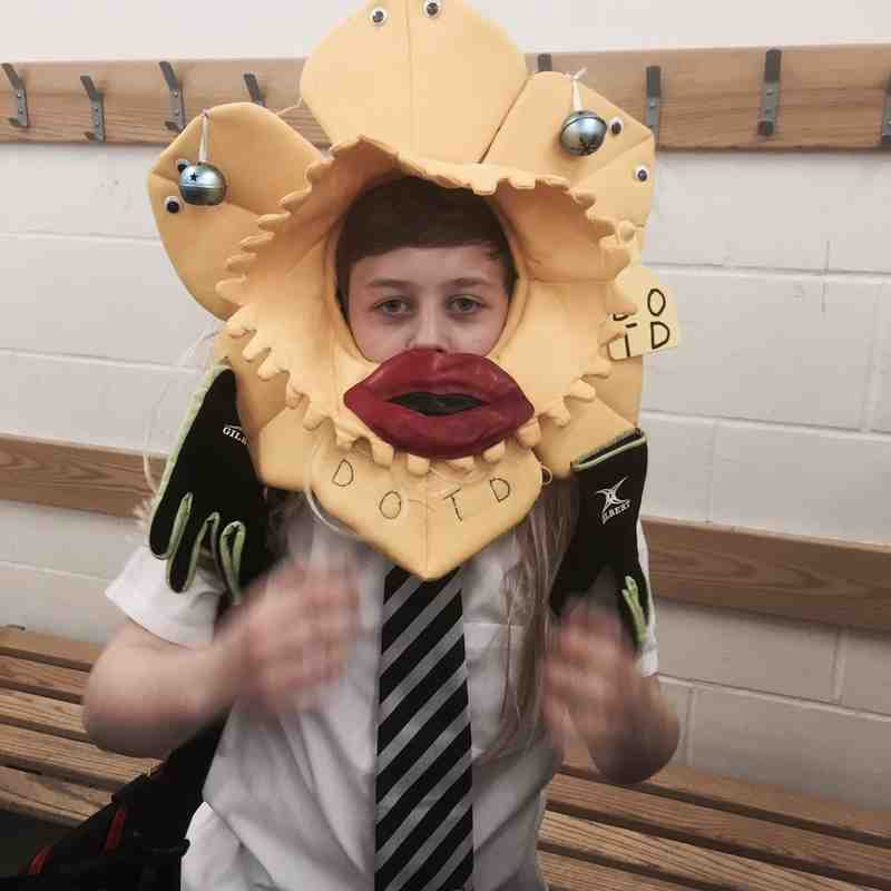 S2 Boroughmuir 19 April 2015