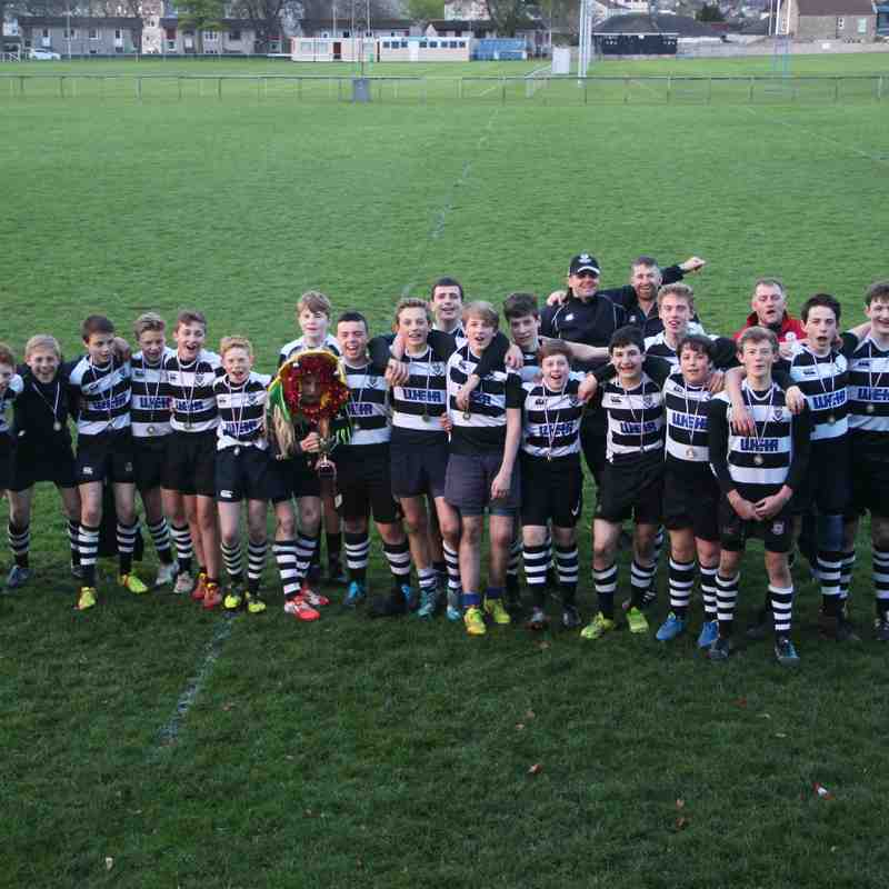 Howe Memorial Trophy 6 May 2015