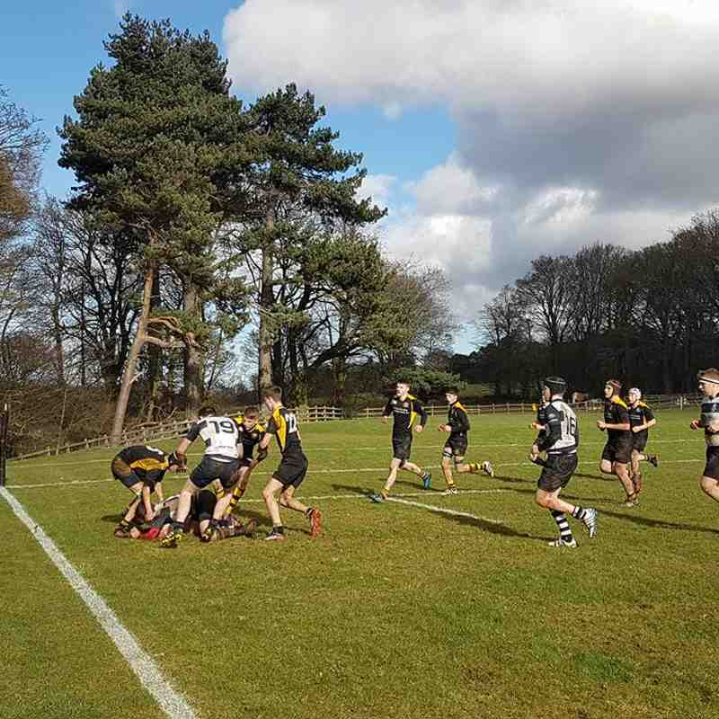 U16s versus Currie 19 March 2017