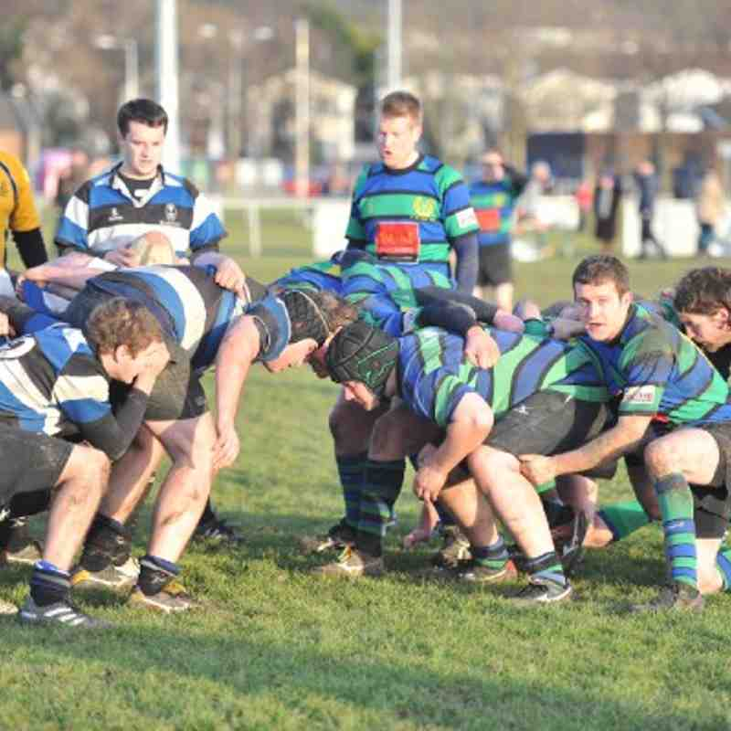 Seapoint 2nds V Suttonians